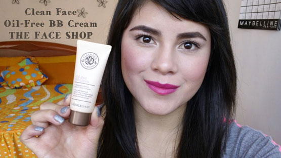 bb cream oil thefaceshop